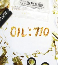 The SMokers Club Oil 710 -cover